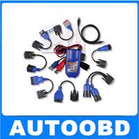 Wholesale Interface Nexiq - DHL free shipping NEXIQ 125032 USB Link + Software Diesel Truck Diagnose Interface and Software NEXIQ truck diagnostic tool
