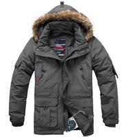 Wholesale Down Jaket - 1601 brand winter men's down jacket,keep warm waterproof have plus size 5xl size men outwear winter jaket,2015 new fashion men parkas