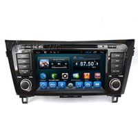 Wholesale Dvd Stereo Navigation Nissan - Touch screen navigation car dvd audio stereo support radio wifi 3g bluetooth for Nissan X-trail Qashqai