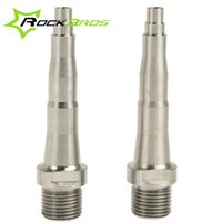 Wholesale x2 light for sale - Group buy Titanium Ti Pedal Spindle Axle For Speedplay Zero X1 X2 Light Action