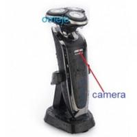 Wholesale Shaver Camera - HD Remote Control 1080P Shaver Camera Hidden HD Bathroom Spy Camera DVR