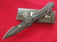 Wholesale folding knives free shipping online - outdoor gear CK08TBS TBS pocket Knife HRC blade folding knife camping knife knives tools