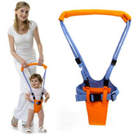 Wholesale Toddlers Walking Harness - 1pc Baby Walker Kid keeper baby carrier Infant Toddler safety Harnesses Learning Walk Assistant andador para bebe