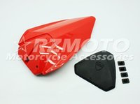 Wholesale 13 Motor - New Injection Mold ABS motor seat cowling For DUCATI 899 1199 2012 2013 2014 Bodywork set 12 13 14 15 panigale S