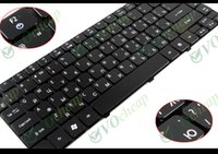 Wholesale Acer Aspire 4741 - Russian Keyboard for Acer Aspire 4739 4739Z 4740 4740G 4741 4741G 4741Z 4741ZG 4743 4743G 3810T 4810T RU Glossy Black NSK-AMK0R