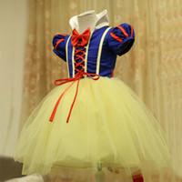 Wholesale University Baby - Vestidos Christmas Dress For Girls Baby Dress 1pcs Retail Halloween Short-sleeved Zhongshan University Children's Snow Costume