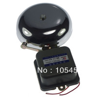 Wholesale mm quot Diameter External Strike Type Electric Bell AC V mA Hz order lt no track