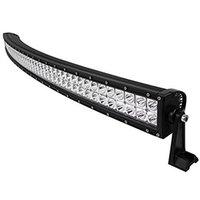 Wholesale Led Light Bar Marine - 50 inch 288W car LED Work light bar Car Spot Flood beam 4X4 96*3W MARINE JEEP boat curved Off road led light bar
