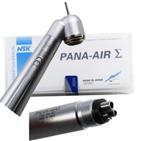 Wholesale Dental 45 Degree Holes - NSK Pana Max Dental Surgical 45 Degree High Speed Handpiece Push Button 4 Holes