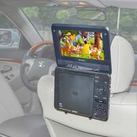 cheap universal tfy car headrest mount dvd player best black durable retina baby