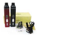 Wholesale Ecig Lcd - 2015 Titan 2 kit Dry herbal Vaporizer E cigarette Burn dry herbs Vaporizer pen 2200mAh lcd display Titan II vapor HEBE Ecig VS titan 1