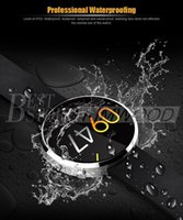 Wholesale New Home Devices - Digital Bluetooth Smart Watch DM360 Smartwatch Wristwatch Wearable Devices For iphone Samsung Android Phone Heartrate Monitor Pedometer New