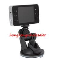 "Wholesale Vehicle Black Box Dvr - Car DVR Recorder K6000 w  Retail Box Full HD Vehicle Cameras Camcorder 2.4"" 1080P Vehicle Black box DVR Night Version Wide Angle Lens Dvrs"