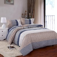 Wholesale Ship Bedding Sets - Wholesale-New Modern style bedding sets, 3 4pcs bedding set, family comfortable bed set, full queen king size, Free Shipping!