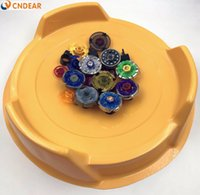 Wholesale Metal Beyblade Parts - Beyblade Metal Fusion 4D Freies spinner top (8 beyblades + 4 launchers +2 grips + 2arenas stadiums + more than 20 spare parts )