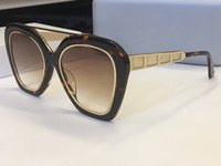 Wholesale Ir Frame - IRRESISTOR Popular Women Brand Design IR 017 Sunglasses Fashion Model Vintage Cat Eye Sunglasses Mirror Lens Summer Style With Original Case