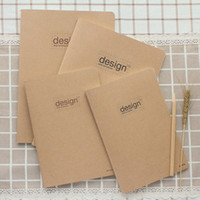 Compra 42 Quadrati-Commercio all'ingrosso- Quaderno a griglia A4 42 pagine Quaderno fai da te Squared Sketchbook School Office Design Supplies Spedizione gratuita