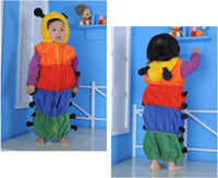 Wholesale Chilli Sleeping Bag - Baby sleeping bag pea banana chilli Pumpkin Kid sleeping bags Sleepsacks bag