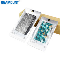 500pcs DIY Design Personalized White CPP & Aluminum Bags Customized Package Bag for iPhone 7 7 plus Case Hang Hole Packaging Bags