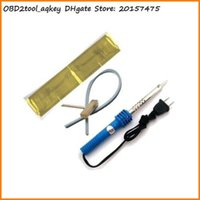 Wholesale Ecu Wire - AQkey OBD2tool 1set pixel disappearing repair tool car instrument display repair for bmw E38 E39 X5 Multi information display lcd wire