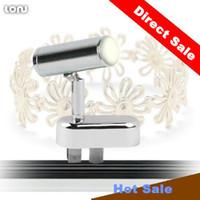 Wholesale Showcase Tracking Light - LED Showcase Lights, mini LED Track lights, Jewelry Showcase Lights, LUA7318-T-1W