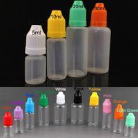 Wholesale plastic bottling for sale - Group buy PE Soft Style Needle Bottle ml ml ml ml ml Plastic Dropper Bottles Child Proof Caps LDPE E Liquid Empty Bottle FedEx Free