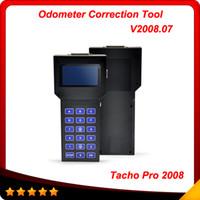 Wholesale Universal Tacho Auto - Auto odometer equipment tacho 2008 pro Tacho Universal Dash on sales Taco pro 2008 free shipping