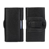 Wholesale 4s Belt Clip Wallets - For iPhone 4S Phone Bag Mobile Wallet Belt Clip Protective Bag Full Grain PU Leather Pouch Bag For iPhone 4S