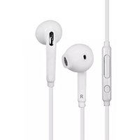Wholesale samsung galaxy s6 ear phones online – For Samsung Galaxy S7 S6 headphone earphone in ear mm In Ear Stereo With Mic Remote Volume Control with Retial Box