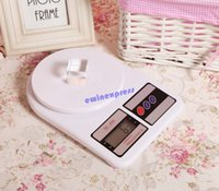 Wholesale New kg g Digital Kitchen Food Diet Postal Scale Electronic Precise Postal Weight Scale scales balance Kitchen tools