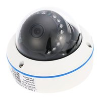 (Smart Home Security System) Telecamera WiFi Szsinocam H.264 HD 720P Megapixel con 15 LED IR CCTV Security