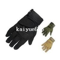 Wholesale Real Hawk - hawk gloves black light tactical gloves full gloves