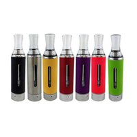MT3 Clearomizer 2.4ml eVod BCC MT3 cigarrillo electrónico reconstruible atomizador acumulador Cartomizer para EGO EVOD batería E Cigarrillo E003