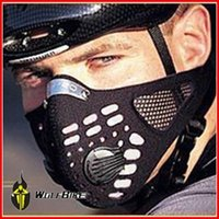 Wholesale Wolfbike Masks - WOLFBIKE Bicycle Face Mask City Cycling Motorcycle Sports Mouth-Muffle High Quality