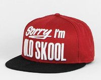 Wholesale Sorry Fresh - Sorry I'm Fresh Snapback Hats strapback you're not at back 1 pcs snap back cap
