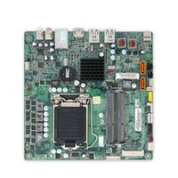 Wholesale Motherboard Ecs - For H61H-G11 Original Used Desktop Motherboard H61 LGA 1155 DDR3 SATA2 Mini-ITX