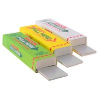 Wholesale Gag Chewing Gum - Safety Trick Joke Toy Gag Trick Electric Shock Chewing Gum Pull Head
