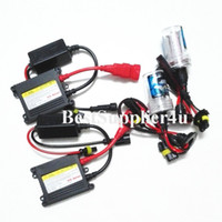 Wholesale Buick Enclaves - 35W HID kit H1 H3 H7 H8 H9 H10 H11 9005 9006 High Quality Slim Ballast Single Bulb