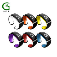 Wholesale Remote Control Massage - L12s Pro Smart Bluetooth Bracelet Watch Christmas Gift Remote Camera Massage Contacts Settings Music Rec Massage Time SMS Calls
