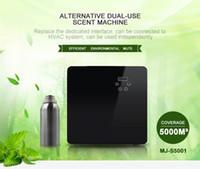 Wholesale Sterilizing Machine - High Quality HVAC Scent Delivery System scent diffuser machine advanced cold diffusering aroma diffuser electric scent air machine