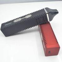 Wholesale E Cigarette Atomizer Lcd - E Cigarette Pen Titan 2 Kit atomizer With 2200mAh Battery Burn Dry Herbs Vaporizer Lcd Display With Retail Box Ecig titan 2 Kit