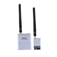 Boscam TS351 5,8 g 200MW / 23dBm 8 canales transmisor AV Wireless y 305 Receptor RC para First Person View FPV