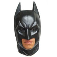 Wholesale Scary Mask Deluxe - 100pcs Latex Scary mask Costume Halloween Deluxe Batman Party masks
