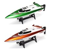 Wholesale Super Speed Rc - 2015 Super RC Boat GPToys FT009 Upgraded 2.4G Remote Control Toys Water Cooling High Speed RC Jet Boat Speed Ship Best Gift Boy