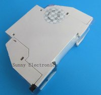 Wholesale Digital Kilowatt Meter - Wholesale-5(32A) 220VAC DIN-rail Kilowatt Hour kwh Meter 50hz 1pcs lot free shipping