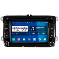 Wholesale Dvd Player Skoda Fabia - Winca S160 Android 4.4 System Car DVD GPS Headunit Sat Nav for Skoda Fabia 2007 - 2012 with Wifi Radio Tape Recorder