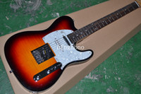 Wholesale Electric Guitar F Tl - OEM Factory Quality TL-High Quality New Arrival F atocaster 6 string sunburst sunset Electric Guitar !!