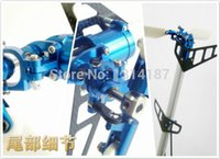 Wholesale Ep Rc - Wholesale-X-500 PRO CCPM EP HELICOPTER ARK-5002(ARF 85% Assembled) Aluminium frame electric powered RC 3D helicopter