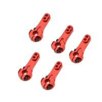 5 pc nuovi 25T M3 metallo RC Servo Arm Horn per Futaba Savox Xcore HL HSP HD Power RC Toys Parte