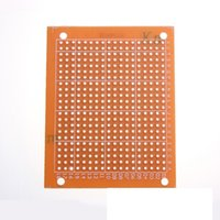 Wholesale Breadboard Prototype Pcb Print - 10PCS Breadboard Universal Printed Circuit Panel Board Prototype PCB 5x7